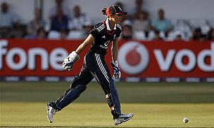 Sarah Taylor Century Steers England To 259