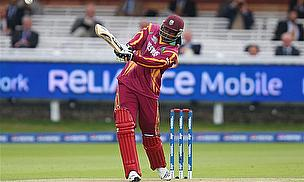 Gayle Expecting High-Scoring Match At St. Lucia