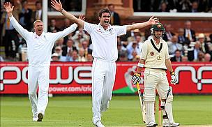 Ashes 2009: Anderson Leaves Australia Reeling