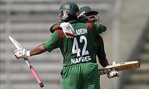 Super Shakib Steers Bangladesh To Series Win