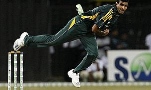 Pakistan Claim Consolation Win