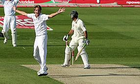 Ashes 2009: England Strike Back But Australia In Control