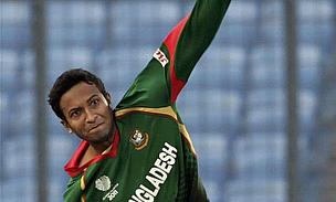 Shakib Shines As Bangladesh Beat Zimbabwe