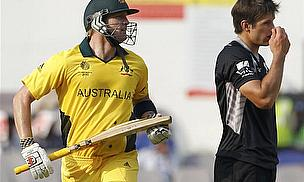 Australia Close Out Four-Run Win At The Oval