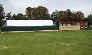 Cricket For Change Indoor School Opens