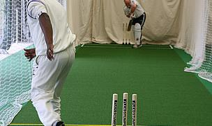 Cricket For Change Indoor School Opens