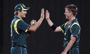 Australia Crush England To Reach Trophy Final