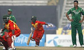 Zimbabwe Spin Themselves Into 2-0 Series Lead