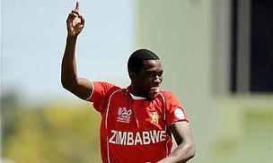 Chigumbura Shines As Zimbabwe Win Opening ODI