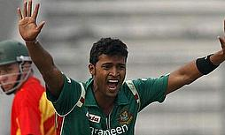 Four-Wicket Win Puts Bangladesh 2-1 Up On Zimbabwe