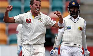 Peter Siddle Latest Australian Heading Home