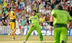 Cricket World® TV - New Zealand Just Edge A Thriller