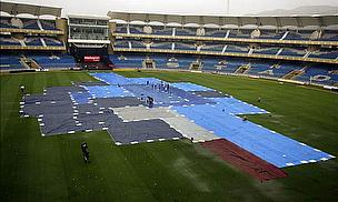 Seventh India-Australia ODI Abandoned Due To Rain