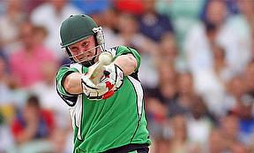 Irish Batsman Stirling Signs For Middlesex