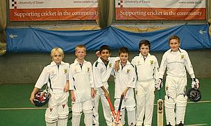 Essex Cricket In Partnership With University Of Essex