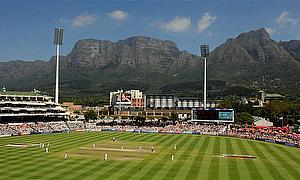 South Africa 1/3 To Level Series In Cape Town