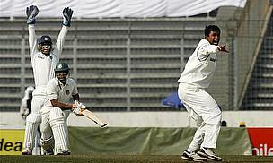 Mahmudullah Impresses But India Dominate