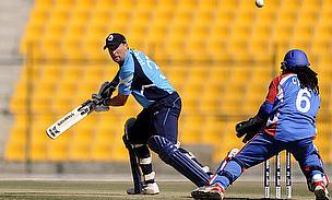 USA Shock Scotland In ICC WT20 Qualifier Opener