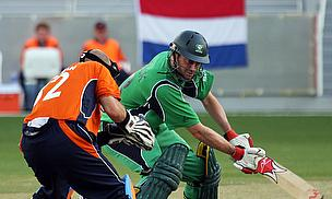 Ireland Outclass Netherlands To Make World Twenty20