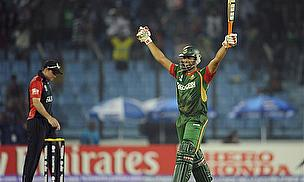 Mahmudullah Century Keeps Bangladesh In Touch