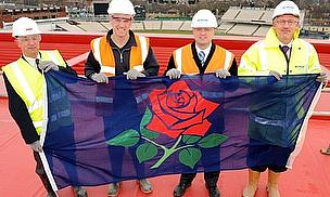 Topping Out Ceremony Marks 'The Point' Milestone