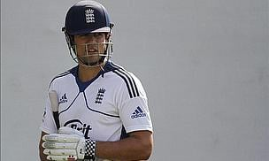 Cook Leads By Example As England Dominate First Day