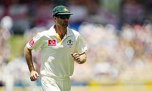 Katich Century Hands Australia 300-Run Lead