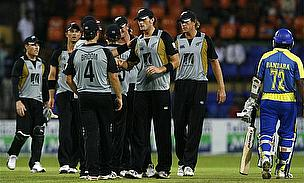 Sri Lanka Take On New Zealand In ICC WT20 Opener