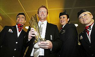 Picture Gallery: WT20 Winners England Return Home