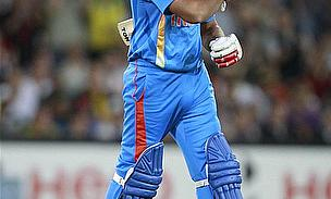 Rohit Sharma Registers Maiden Ton As India Make 285