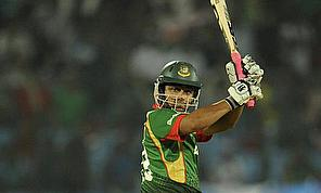 Tamim Blasts Century As Bangladesh Build A Lead
