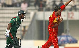 Impressive Zimbabwe Bowlers Restrict India To 194