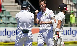 Steyn, Morkel And Smith Put South Africa In The Clear
