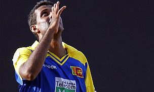 Maharoof Hat-Trick Stalls India's Charge