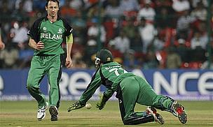 Ireland Wrap Up 39-Run Win On Reserve Day