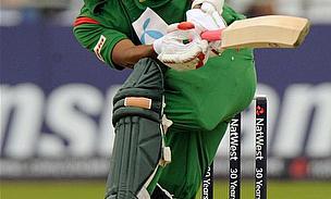 Raqibul And Siddique Steer Bangladesh To Useful Total