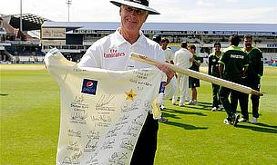 ICC Pays Tribute To Retiring Umpire Rudi Koertzen