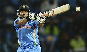Raina Strokes Debut Century As Runs Keep Flowing