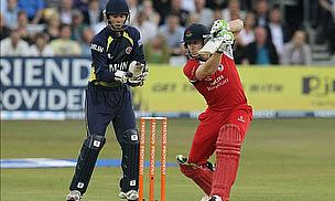 Lancashire Hand Home-Grown Trio County Caps