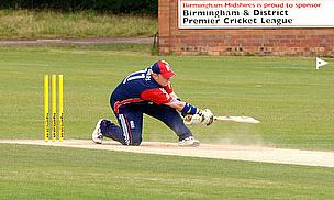 First Blind ODI England v India