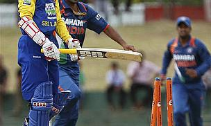 India Bounce Back To Dismiss Sri Lanka For 170