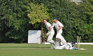 Rufford CC Break 97-Year Duck With Shield Victory