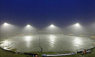 Sri Lanka And New Zealand Thwarted By Rain Again