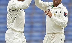 Amir And Ajmal Tear Through England After Cook Ton