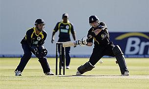 Hampshire's Nic Pothas Awarded 2011 Benefit Year