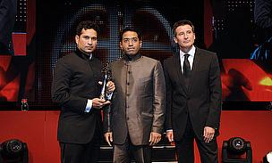 Tendulkar Picks Up Lebara People's Choice Award