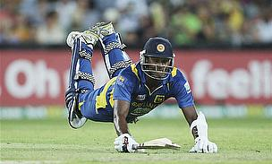 Comprehensive T20 International Win For Sri Lanka