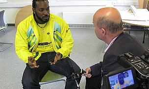I'd Love To Get Past 317 - Chris Gayle