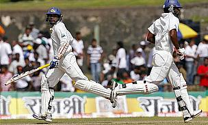 Sri Lankan Openers Set Fair After Follow-On Enforced