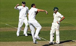 Bell And Bresnan Keep England Well On Top In Hobart